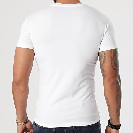Emporio Armani - Tee Shirt 111035-1P516 Blanc
