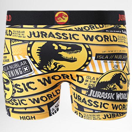Freegun - Boxer Jurassic World Jaune