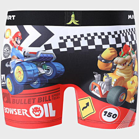 Freegun - Boxer Super Mario Kart Noir