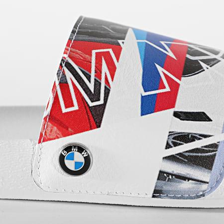 Puma - Claquettes Graphic Leadcat FTR 368582 BMW M Motorsport Puma White