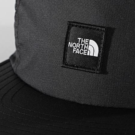 The North Face - Casquette 5 Panel EU Street Jaune Noir