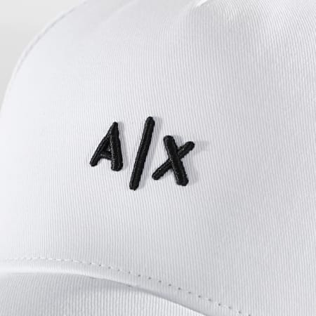Armani Exchange - Casquette 954112 Blanc