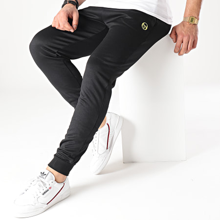 Sergio Tacchini - Pantalon Jogging Aka 39097 Noir