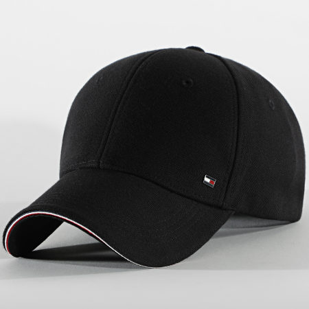 Tommy Hilfiger - Casquette Elevated Corporate 7346 Noir