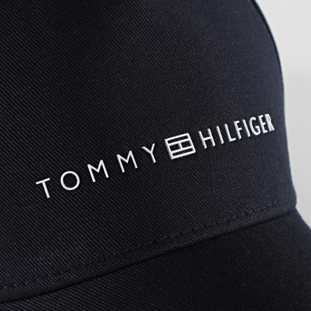 Tommy Hilfiger - Casquette Uptown 7347 Bleu Marine