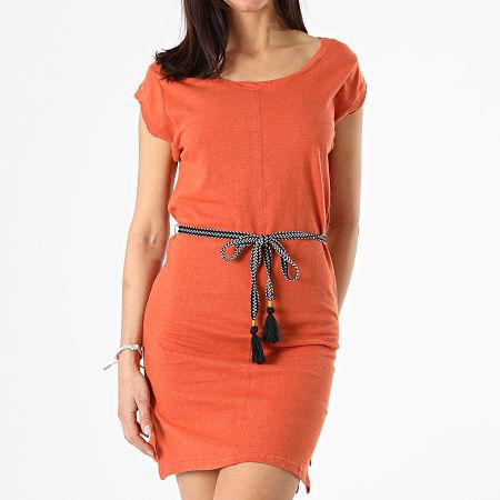 Deeluxe - Robe Femme Time Orange