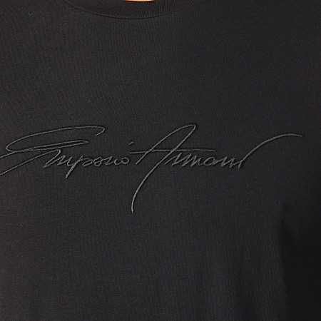 Emporio Armani - Tee Shirt 3K1TL6-1JULZ Noir