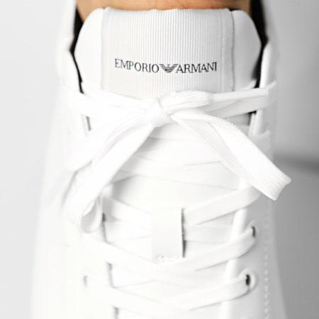 Emporio Armani - Baskets X4X312-XM747 White