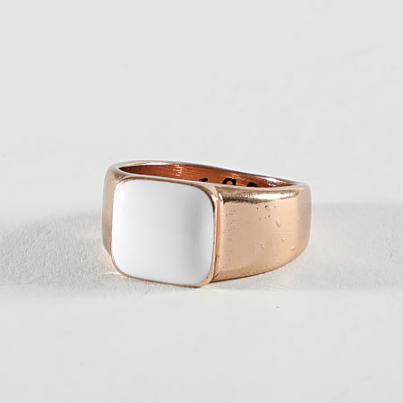Icon Brand - Bague Sign Of The Times Doré