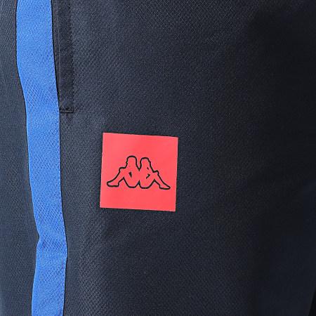 Kappa - Short Jogging A Bandes Iviani 311B32W Bleu Marine