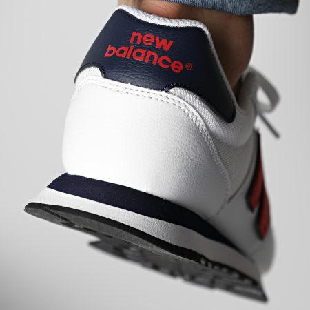 New Balance - Baskets Lifestyle 500 GM500TA1 White