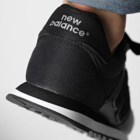 New Balance - Baskets Lifestyle 500 GM500MA1 Black