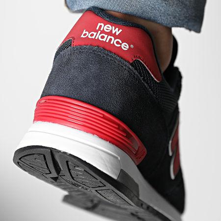 New Balance - Baskets Lifestyle 565 ML565NTW Navy