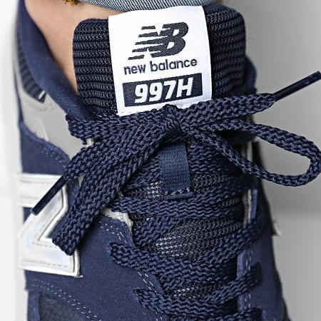 New Balance - Baskets Classics 997 CM997HCE Navy