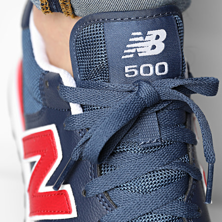 New Balance - Baskets Lifestyle 500 GM500TC1 Navy