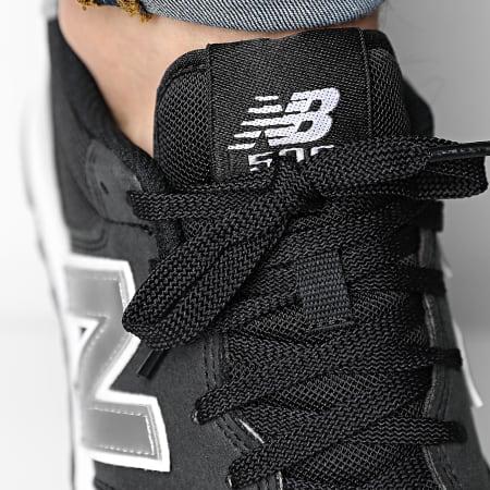 New Balance - Baskets Lifestyle 500 GM500KSW Black