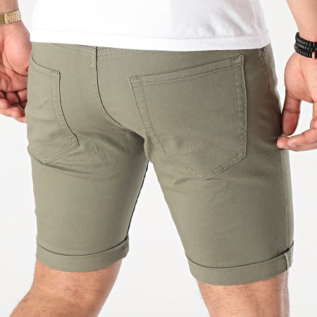 Produkt - Short Jean Glen 12186917 Vert Kaki