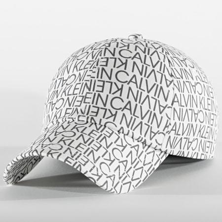 Calvin Klein - Casquette BB 6922 Blanc