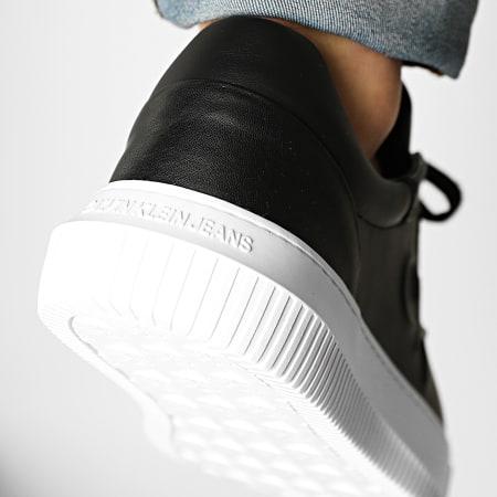 Calvin Klein - Baskets Chunky Sole Laceup Oxford 0035 Black