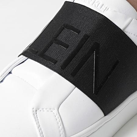 Calvin Klein - Baskets Femme Cupsole Slip-On 0160 Bright White