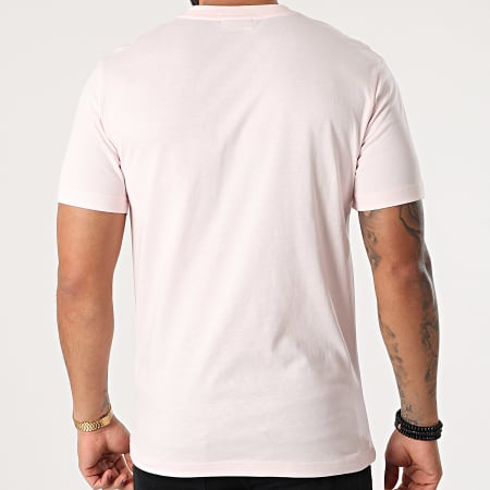 Calvin Klein - Tee Shirt Front Logo 3078 Rose