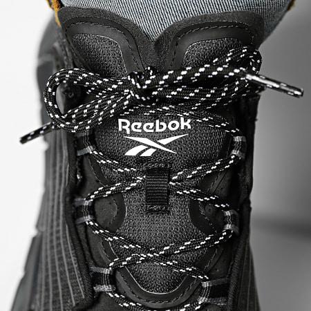 Reebok - Baskets Zig Kinetica II FX9340 Core Black Grey 6 Energy Glow