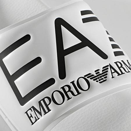 EA7 - Claquettes XCP001-XCC22 White