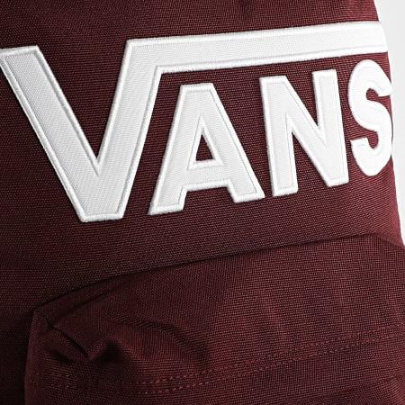 Vans - Sac A Dos Old Skool III Bordeaux