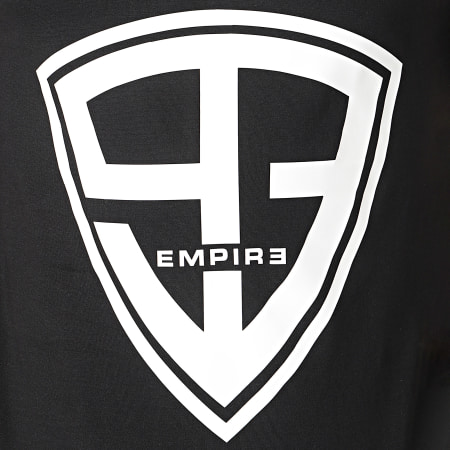 93 Empire - Débardeur Logo Noir