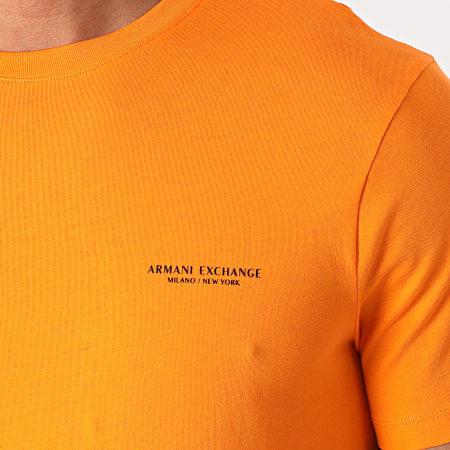 Armani Exchange - Tee Shirt 8NZT91-Z8H4Z Orange