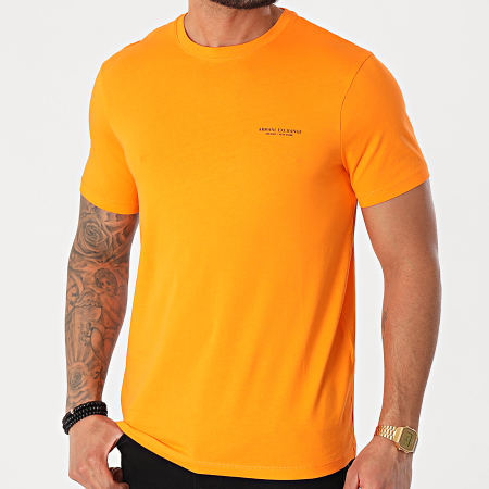 Armani Exchange - Tee Shirt 8NZT91-Z8H4Z Orange