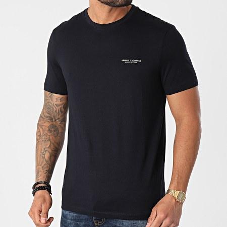 Armani Exchange - Tee Shirt 8NZT91-Z8H4Z Noir