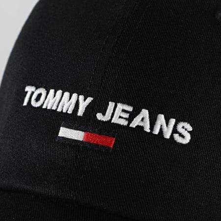 Tommy Jeans - Casquette Sport 7174 Noir