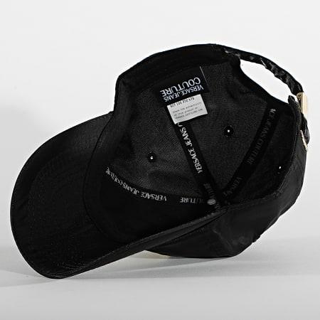 Versace Jeans Couture - Casquette Linea Man E8GWAK16 Noir Doré