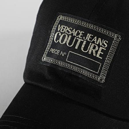 Versace Jeans Couture - Casquette Linea Man E8GWAK15 Noir Doré