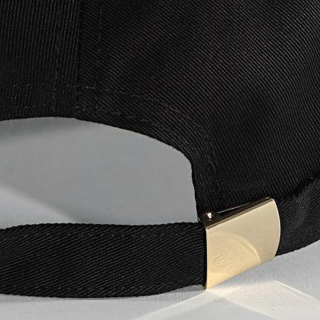 Versace Jeans Couture - Casquette Linea Man E8GWAK10 Noir Doré