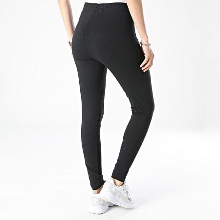 Calvin Klein Jeans - Legging Femme Mirrored Logo 5789 Noir
