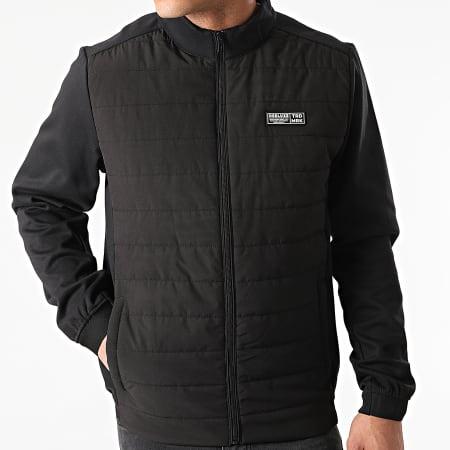 Deeluxe - Veste Zippée Sunoco S21603M Noir
