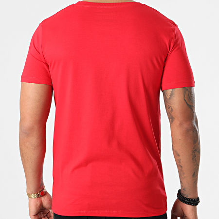 Parental Advisory - Tee Shirt Logo Rouge Noir