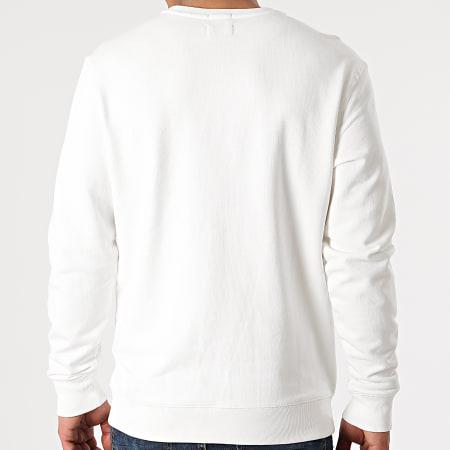 Pepe Jeans - Sweat Crewneck George 2 Blanc