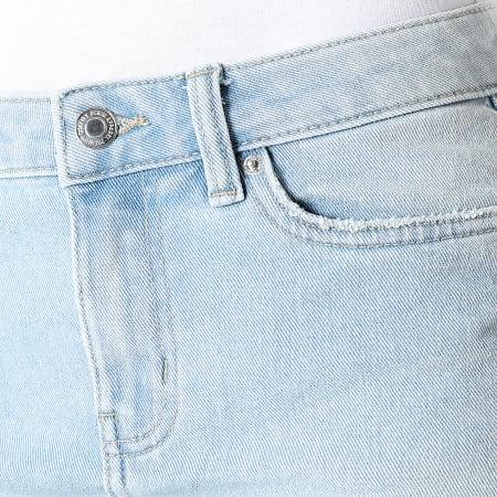 Vero Moda - Jupe Jean Femme Faith Bleu Wash