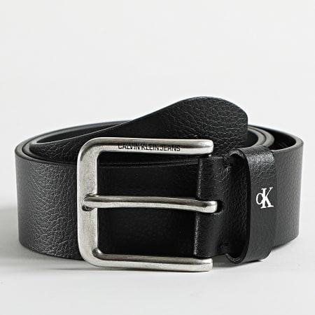 Calvin Klein Jeans - Ceinture Rounded Classic 6550 Noir
