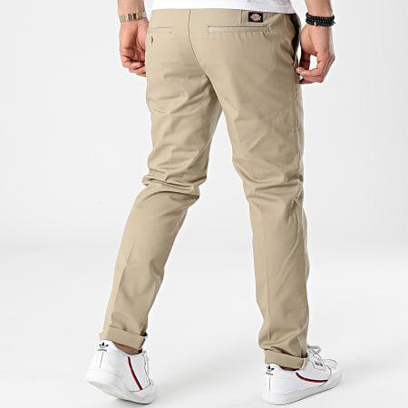 Dickies - Pantalon Chino Slim WE872 Beige