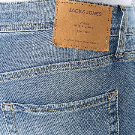 Jack And Jones - Jean Slim Liam Original Bleu Denim