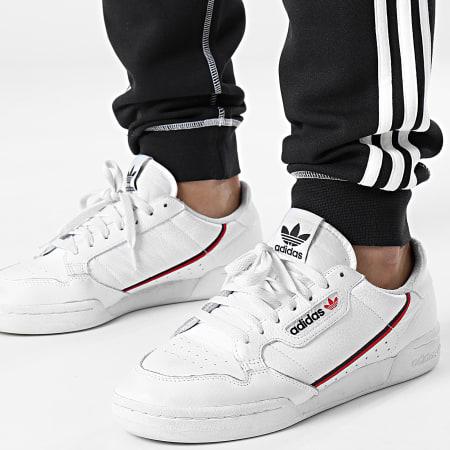 adidas - Pantalon Jogging A Bandes Contrast Stitch GN3888 Noir