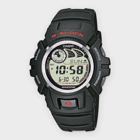 Casio - Montre G-Shock G-2900F-1VER Noir