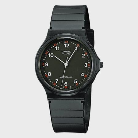 Casio - Montre Collection MQ-24-1BLLEG Noir