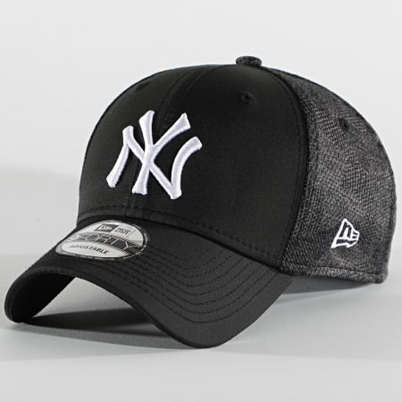 New Era - Casquette 9Forty Engineered Fit 2 60112657 New York Yankees Gris Anthracite Chiné