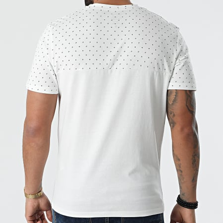 Tom Tailor - Tee Shirt Poche 1024922-XX-10 Ecru