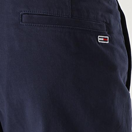 Tommy Jeans - Short Chino Scanton 1076 Bleu Marine